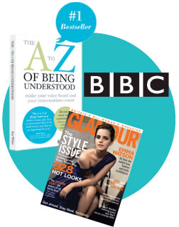 Collage - BBC - Book Cover - Glamour magazine